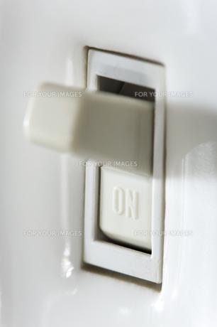スイッチの写真素材 [FYI00313842]