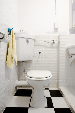 トイレの写真素材 [FYI00313868]