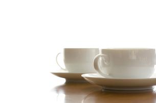 コーヒーカップの写真素材 [FYI00313895]