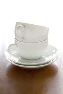 コーヒーカップの写真素材 [FYI00313901]