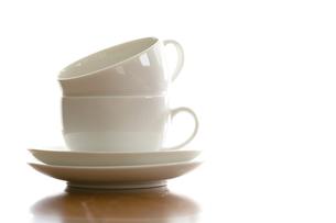 コーヒーカップの写真素材 [FYI00313902]