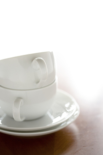 コーヒーカップの写真素材 [FYI00313904]