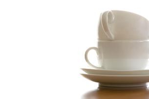 コーヒーカップの写真素材 [FYI00313927]