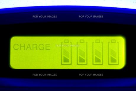 ニッケル水素電池、充電中の素材 [FYI00314291]