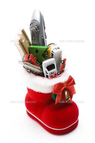 クリスマスプレゼントの写真素材 [FYI00314358]
