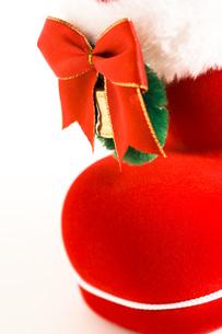 サンタクロースのブーツの素材 [FYI00314370]