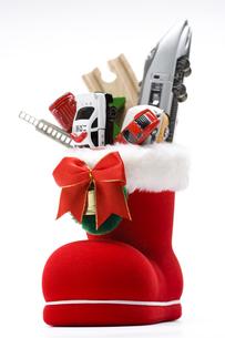 クリスマスプレゼントの素材 [FYI00314374]