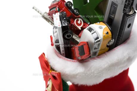 クリスマスプレゼントの写真素材 [FYI00314380]