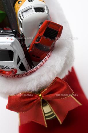 クリスマスプレゼントの写真素材 [FYI00314381]