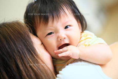 赤ちゃんイメージの写真素材 [FYI00314756]