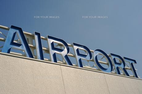 AIRPORTの写真素材 [FYI00315340]