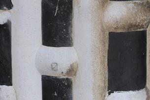 漆喰塗りの写真素材 [FYI00315374]