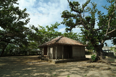 石垣島の神社の素材 [FYI00315439]