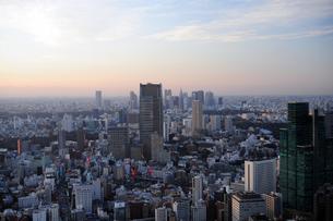 東京遠景の写真素材 [FYI00315455]