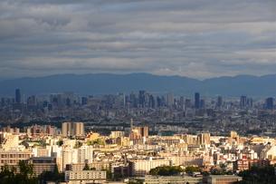 大阪遠景の写真素材 [FYI00315466]