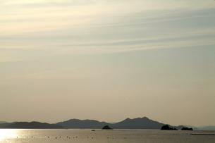 瀬戸の小島の写真素材 [FYI00315486]