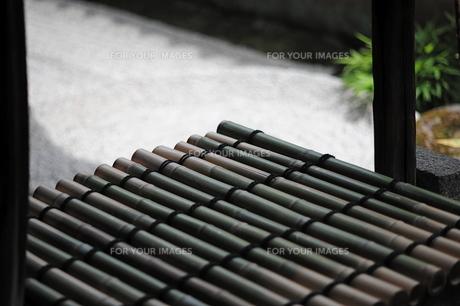 井戸の竹蓋の素材 [FYI00315488]