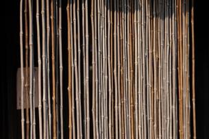 竹のれんの写真素材 [FYI00315491]