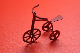 おもちゃの三輪車の写真素材 [FYI00315523]