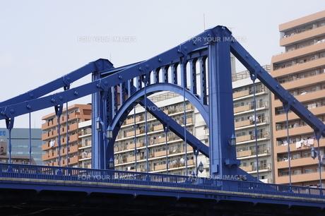 清洲橋の写真素材 [FYI00315622]