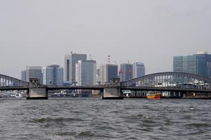 東京クルーズ-3の写真素材 [FYI00315623]