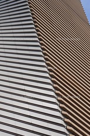高層ビルの外壁の写真素材 [FYI00315651]