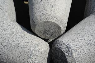 テトラポットの写真素材 [FYI00315663]