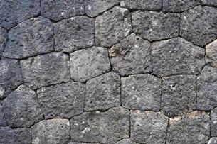 首里城の石垣-2の写真素材 [FYI00315667]