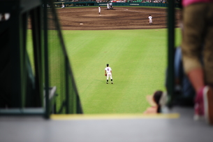 野球場の写真素材 [FYI00315680]
