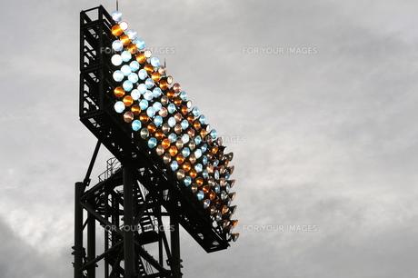 照明灯の点灯の素材 [FYI00315689]