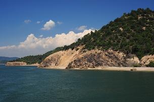 直島の海岸の写真素材 [FYI00315787]