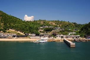 直島の海辺の写真素材 [FYI00315796]