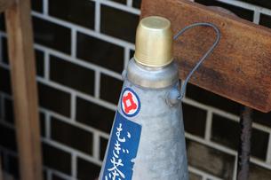 昔の水筒の素材 [FYI00315806]