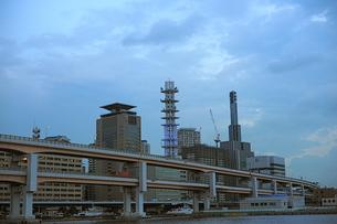 メリケン波止場から三宮方面を眺めるの写真素材 [FYI00315826]