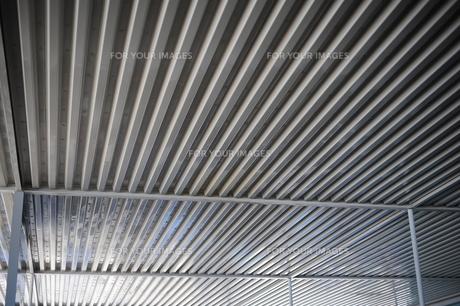 デッキプレートの天井2の素材 [FYI00315851]