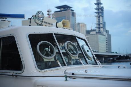 メリケン波止場のタグボートの写真素材 [FYI00315867]