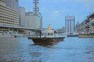 HDR神戸港-3の写真素材 [FYI00315957]
