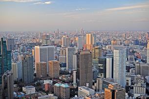HDR東京の風景-5の写真素材 [FYI00315965]