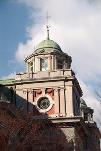 大阪市中央公会堂-11の写真素材 [FYI00316046]