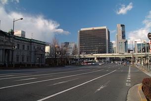 大阪御堂筋淀屋橋あたり-1の写真素材 [FYI00316051]