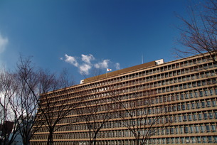 大阪地方裁判所-3の写真素材 [FYI00316053]