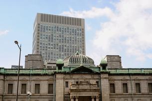 日本銀行大阪支店-1の写真素材 [FYI00316057]
