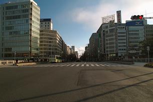 大阪御堂筋淀屋橋あたり-2の写真素材 [FYI00316062]