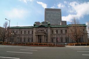 日本銀行大阪支店-2の写真素材 [FYI00316071]