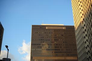 大阪梅田の高層ビル群-2の写真素材 [FYI00316079]
