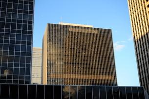 大阪梅田の高層ビル群-1の写真素材 [FYI00316080]