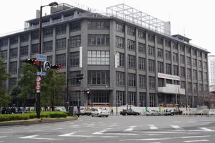大阪中央郵便局外観の写真素材 [FYI00316176]