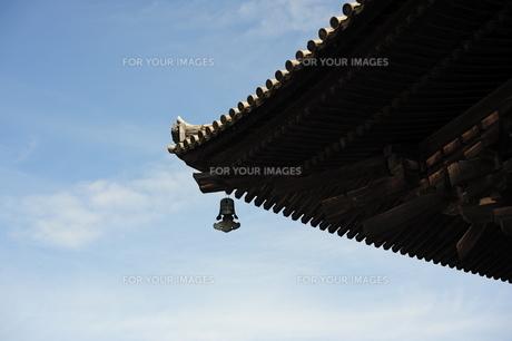 寺の風鐸の素材 [FYI00316251]