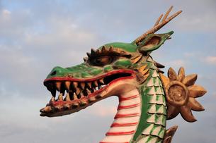 泊港のドラゴン-2の写真素材 [FYI00316266]