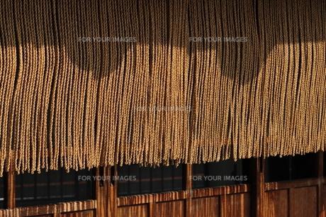 縄暖簾-1の素材 [FYI00316497]